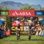 Jaroslav Kulhavý a Christoph Sauser vyhrávají 4. etapu Cape Epicu