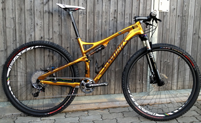 Specialized Epic S-Works 29er pro Cape Epic