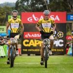 Christoph a Jaroslav vyhrávají etapu do Stellenbosche